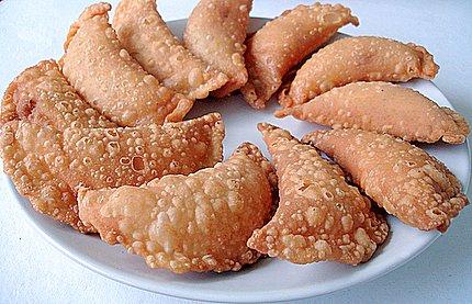 Kajjikaayalu - Traditional Andhra Sweet