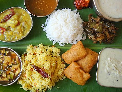 ugadi-bhojanam