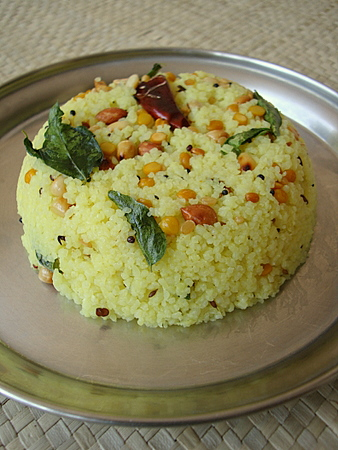Rava pulihora with lemon indian food recipes food and cooking blog nimma pulihora forumfinder Gallery