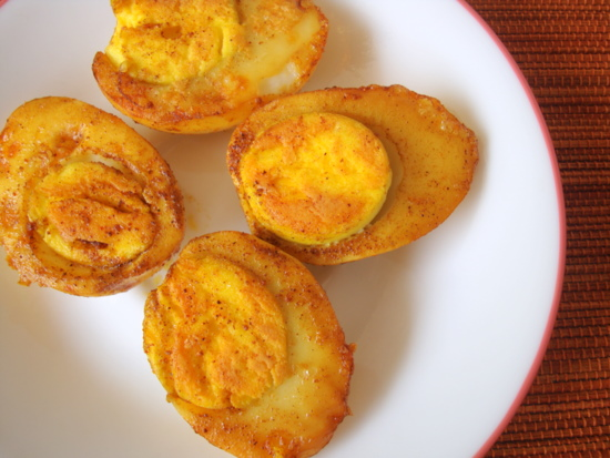 Simple quick egg roast indian food recipes food and cooking blog main ingredients egg forumfinder Images