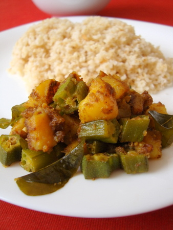 potato-okra-fry