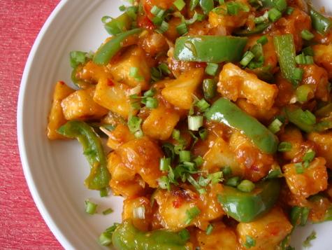 chili-paneer