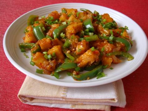 chilli-paneer