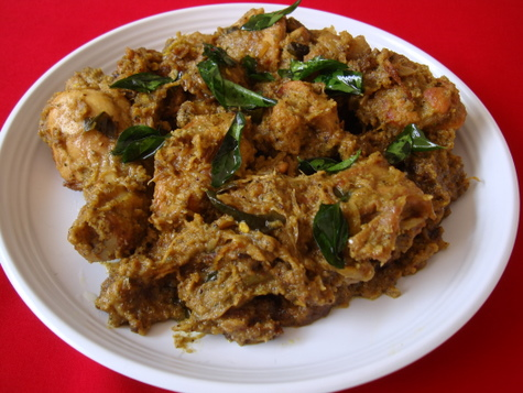 Pepper chicken roast indian food recipes food and cooking blog forumfinder Choice Image