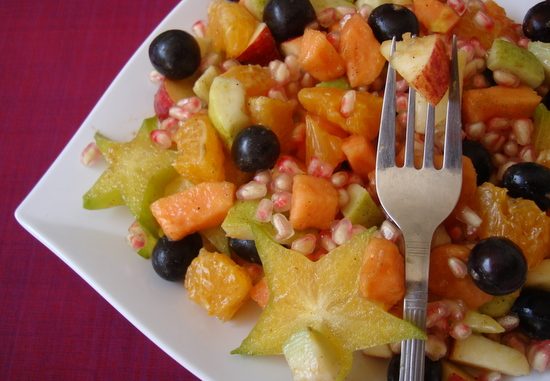 Ayurvedic cooking ayurveda recipes archives page 2 of 3 high raw food mixed fruit salad forumfinder Image collections