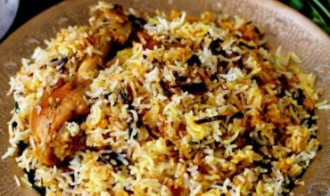 authentic best hyderabadi chicken biryani recipe ever with basmati rice