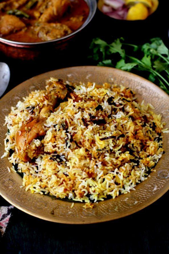 authentic best biryani recipe ever with basmati rice