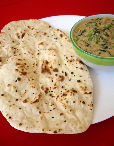 How to make naan without yeast indian food recipes food and how to make naan without yeast forumfinder Images