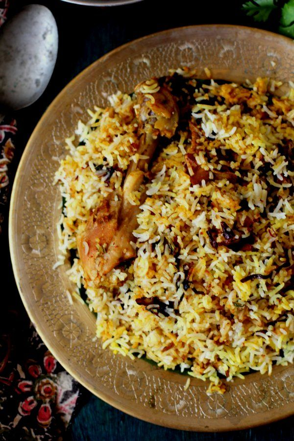 authentic, best biryani recipe you will ever make