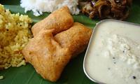 Raw Plantain Fritters - Bhajji