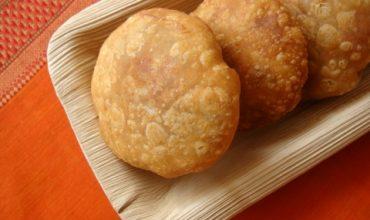 Khasta Kachori - Indian street food