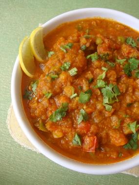 Mixed Vegetable Bhaji