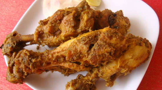 Indian chicken recipes archives indian food recipes food and spicy chicken legs forumfinder Gallery
