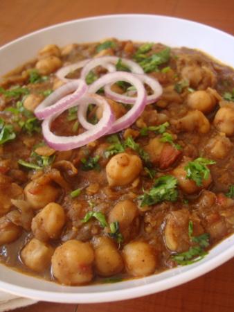 Punbaji chole amritsari chole indian chick pea curry punjabi chole forumfinder Gallery