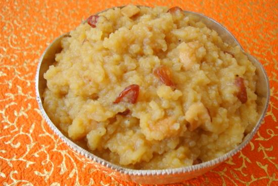 sweet-pongal-navratri-recipe