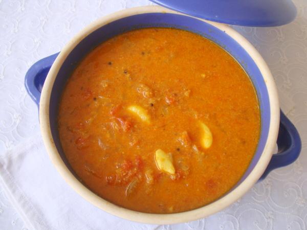 tomato-thakkali-curry