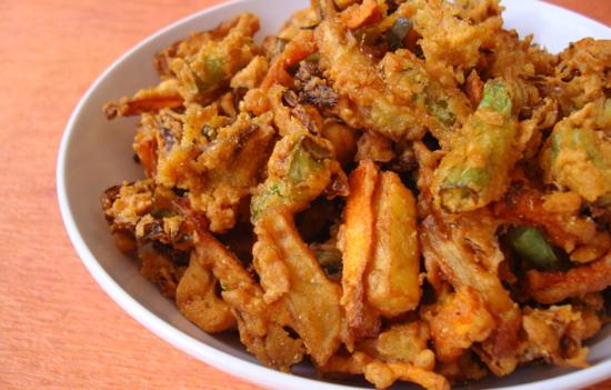 vegetable-pakora