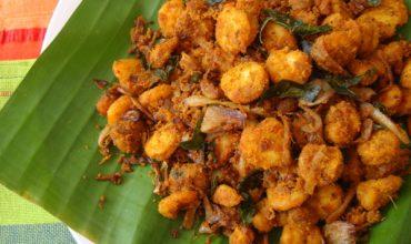 indian shrimp recipe royalla vepudu