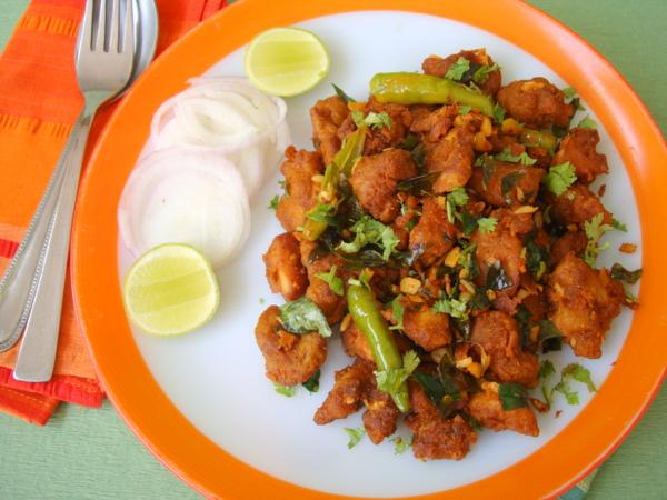 recipe of chicken 65