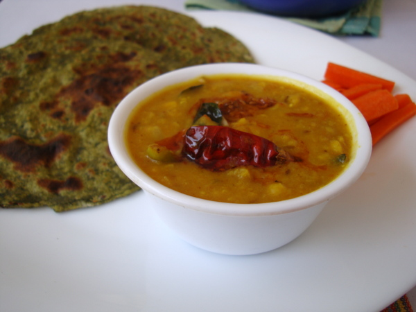 North indian dal recipe
