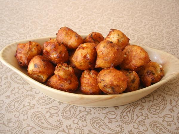 punukulu recipe with left over dosa batter
