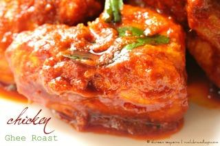 Mangalore chicken recipe