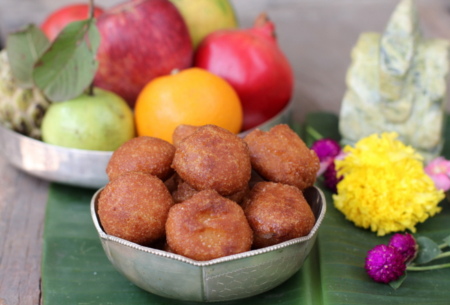 andhra style sweet dish