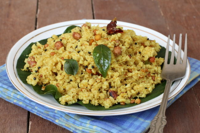 Lemon oats indian recipe with oats healthy indian breakfast dish lemon oats forumfinder Image collections