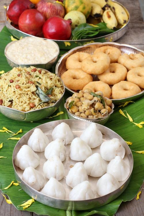 ganesh chaturthi naivedhyam