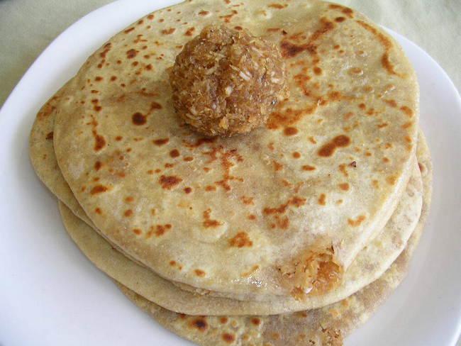 opputu kongu sweet dish