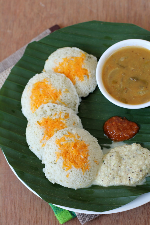 south indian veg dishes that are healthy