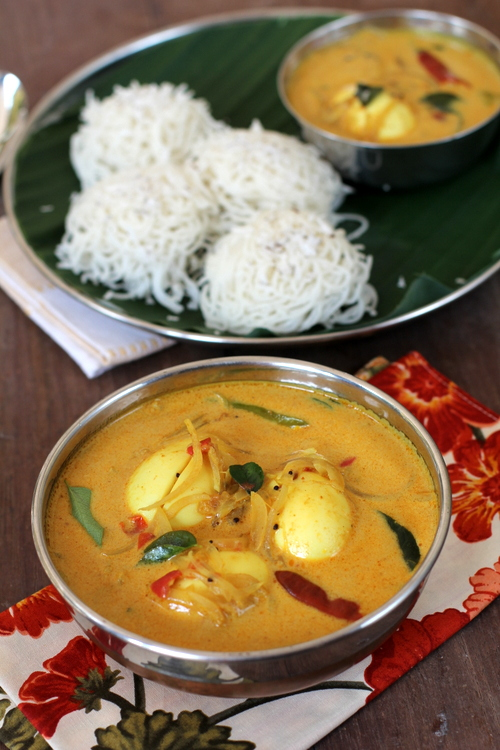 kerala style egg curry