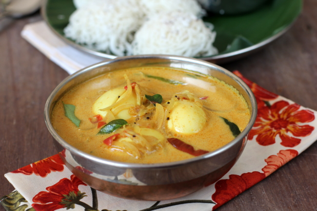 Kerala egg curry recipes of kerala dishes kerala egg curry forumfinder