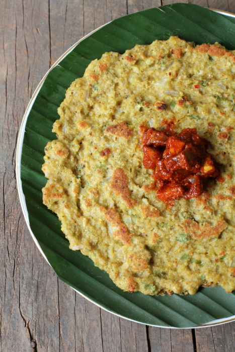 oats adai recipe