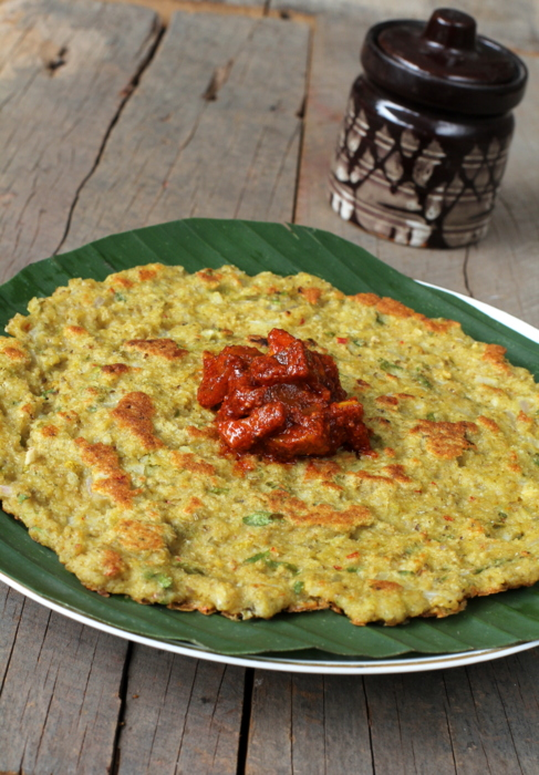 Oats Adai Healthy Indian Breakfast Recipe With Oats