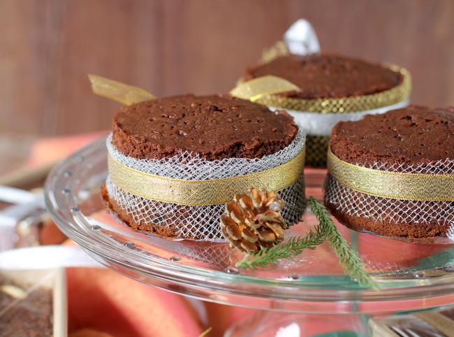 Chocolate Rum Cake Using Cake Mix
