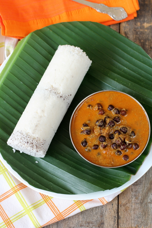 Puttu kerala food traditional breakfast recipe puttu puttu kadala curry kerala food forumfinder Gallery