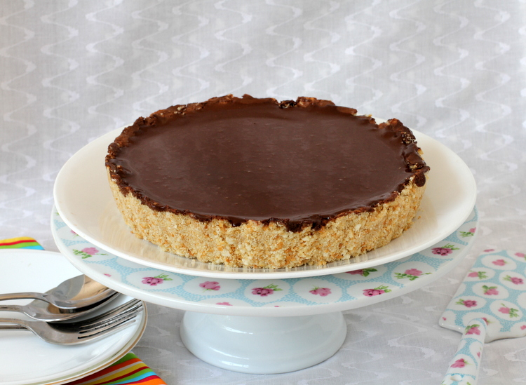 No bake chocolate cheesecake easy dessert recipes no bake chocolate cheesecake forumfinder