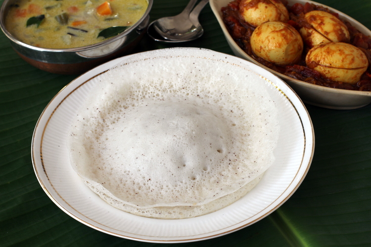 Appam recipe kerala breakfast recipes healthy and easy to make appam recipe forumfinder