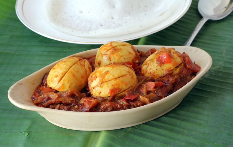 Egg roast kerala style recipes indian egg dishes tips forumfinder Gallery