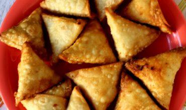 irani samosa recipe