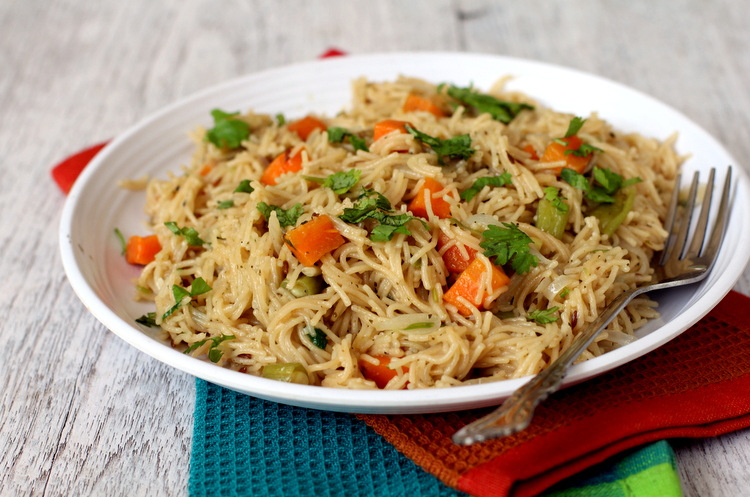 Semiya recipes semiya pulao easy to cook recipes for breakfast semiya pulao forumfinder Choice Image