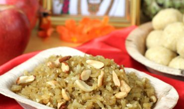 sweet poha recipe