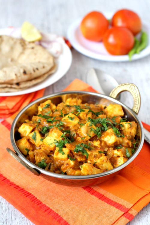 Paneer tawa masala quick and easy recipes using paneer forumfinder Images