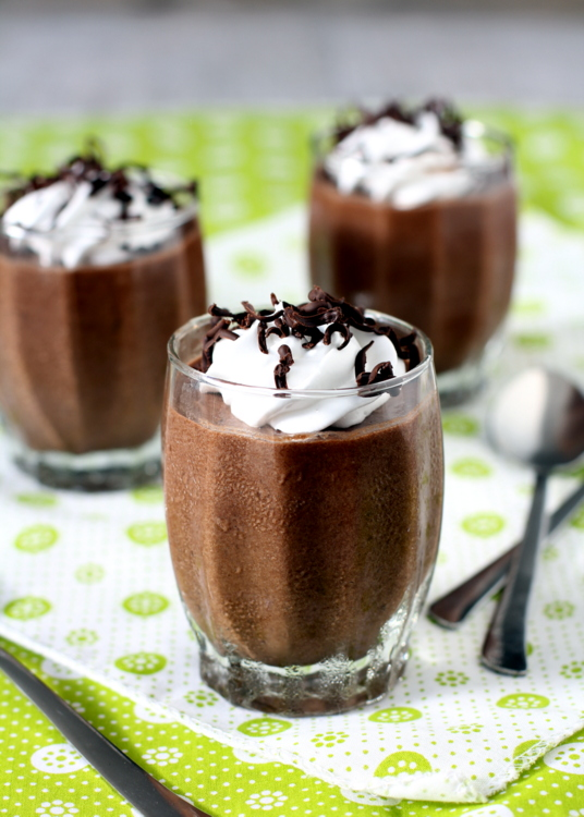 Chocolate Mousse Easy Dessert Recipes For Kids That Are Tasty