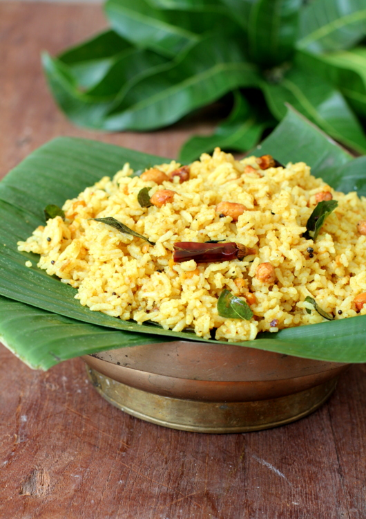 Puliyodharai recipe tamil food simple indian recipes forumfinder Images