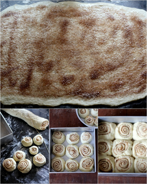 cinnamon rolls from scratch