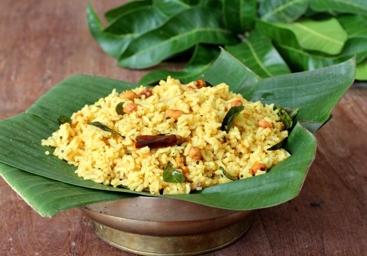 puliyodharai tamil style