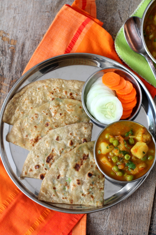 recipe of aloo matar