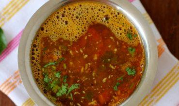 udupi tomato rasam